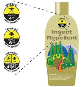 EPA repellant ratings
