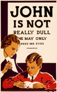 John_is_not_really_dull,_WPA_poster,_ca._1937 Wiki