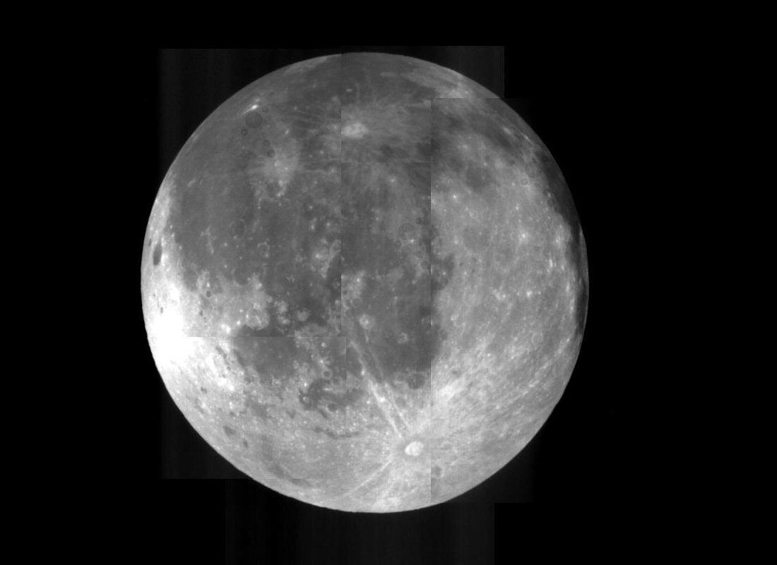 moon observation nasa - photo #16