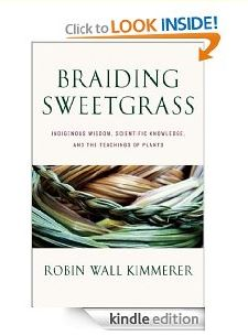 braiding sweet grass cover
