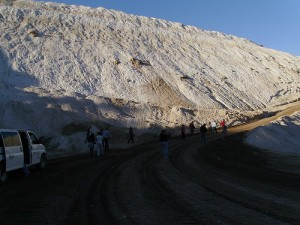 diatomite mine in CA AlishaV flicker