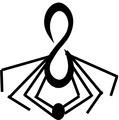 The Infinate Spider logo