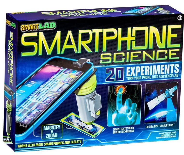 smart phone science